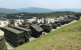 Triều Tiên lên án Mỹ triển khai thiết bị quân sự tới Hàn Quốc