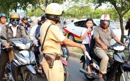 Những lỗi vi phạm với xe máy khiến tài xế bị tước giấy phép lái xe ngay lập tức theo Nghị định 100