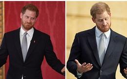 Hoàng tử Harry lần đầu xuất hiện sau khi tuyên bố rời hoàng gia với vẻ mặt bất thường và phớt lờ truyền thông
