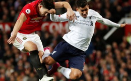 Liverpool lại lo Man United ngáng đường
