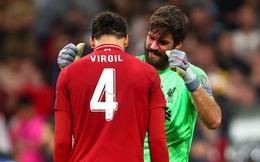 Hàng thủ - điểm tựa cho thành công của Liverpool hiện tại