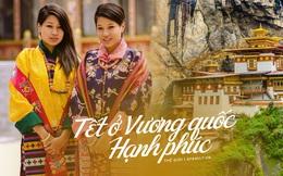 """Nét độc đáo trong Tết cổ truyền của """"Vương quốc hạnh phúc nhất thế giới"""" Bhutan, các cửa hàng thịt đều phải đóng cửa"""