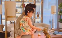 Đặng Thu Thảo đón tuổi 29 bên ông xã và con gái nhỏ, nhưng không xuất hiện chung khung hình giữa tin đồn mang thai