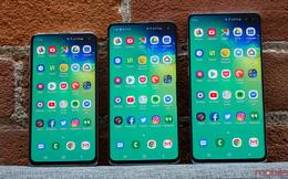 Galaxy S20, Galaxy S20 Plus và Galaxy S20 Ultra lộ cấu hình: Màn hình 120Hz, chip Exynos 990, bản Ultra có camera rất khủng
