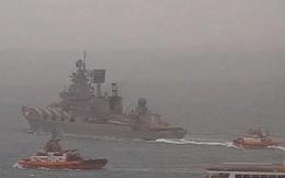 """Chiếm hạm Nga mang theo S-300 áp sát căn cứ Anh, tiêm kích F-35 """"đứng hình"""""""