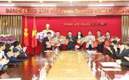 Bổ nhiệm 5 nhân sự trúng tuyển phó giám đốc sở ở Quảng Ninh