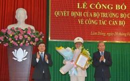 Tân Giám đốc công an tỉnh Lâm Đồng là ai?