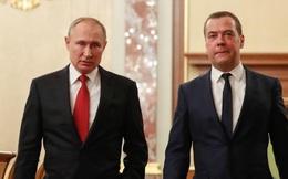 Địa chấn chính trị Nga: Putin luôn làm cả thế giới bất ngờ