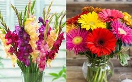 Những loại hoa cúng bày ban thờ dịp Tết để cả năm an khang, thịnh vượng
