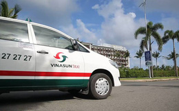 Doanh thu Vinasun xuống thấp nhất 9 năm, hoạt động kinh doanh taxi thua lỗ trở lại