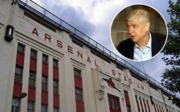 Arsene Wenger cảm thấy tiếc vì Arsenal đã chia tay với Highbury