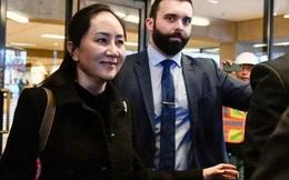 """Quan chức lãnh sự Trung Quốc ngồi kín phòng xử """"công chúa"""" Huawei"""