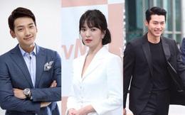 Thực hư chuyện tin nhắn của Joo Jin Mo bị phát tán có nhắc tới mối quan hệ giữa Song Hye Kyo - Hyun Bin và Bi Rain?