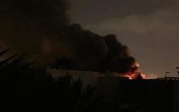Sân bay tại thủ đô của Libya lại bị tấn công bằng rocket