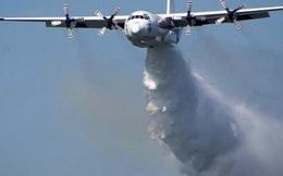 Úc: Rơi máy bay chữa cháy, 3 người Mỹ tử nạn
