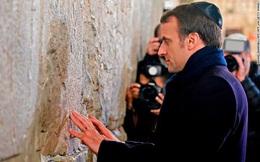 Tổng thống Pháp nổi nóng với nhân viên an ninh Israel ở Jerusalem