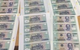 Phá đường dây sản xuất tiền giả do thanh niên 9X cầm đầu