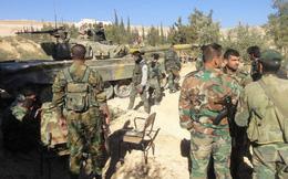 Phiến quân bắn phá dữ dội, 40 binh sĩ Syria thiệt mạng