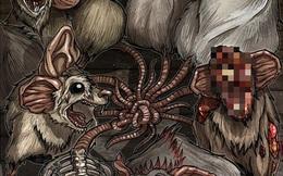 'Vua chuột': Tên thì hay nhưng lại là hiện tượng kinh dị hiếm gặp và đầy nguy hiểm liên quan đến 'cậu Tí'