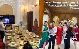 'Cô dâu 200 cây vàng' hé lộ hình ảnh bên trong lâu đài 7 tầng ở Nam Định, bàn ăn với bát đũa nhìn như dác vàng loá cả mắt