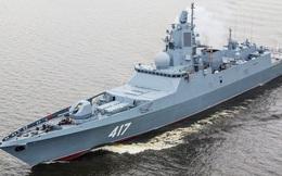 Tàu chiến hải quân Nga: Kích cỡ trung bình, vũ khí cực mạnh