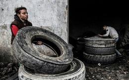 Lốp xe cũ trở thành nguồn sống cho cả một ngôi làng Ai Cập
