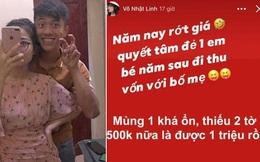 Dân tình chăm chăm vào vòng 2 của Nhật Linh khi cô nàng 'quyết tâm đẻ 1 em bé': Nhà Văn Đức sắp có song hỷ lâm môn ư?