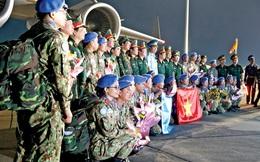 Bình yên nhé, Nam Sudan!