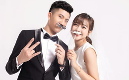 """Hành trình yêu của Phan Văn Đức: Chỉ mất 5 tháng từ tin đồn hẹn hò đến kết hôn, tuyệt đỉnh """"đánh nhanh thắng gọn"""" là đây!"""