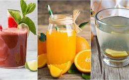 3 món đồ uống quen thuộc giúp tăng đề kháng - phòng virus Corona, các mẹ không thể bỏ qua