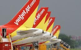 Phòng dịch corona, Vietjet dừng các đường bay Trung Quốc từ ngày mai