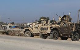 Mỹ bất ngờ tiếp tục chặn đoàn xe tuần tra của quân cảnh Nga