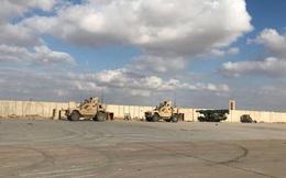 Nóng: Căn cứ không quân Mỹ ở Iraq lại bị 5 tên lửa tấn công, thương vong chưa rõ