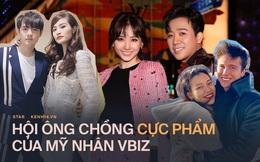Hội chồng cực phẩm của mỹ nhân Việt: Trấn Thành, Trường Giang chi mạnh vì vợ, nói đến ông xã Hoàng Oanh lại trầm trồ