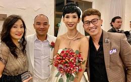 Việt Hương, Hồng Đào và dàn sao hải ngoại nô nức tham dự đám cưới của Xuân Lan tại Mỹ