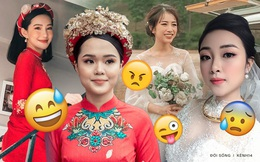 Hội cô dâu cưới xin chưa tàn cuộc đã sẵn sàng đối mặt thị phi: Thà gắt còn hơn để yên cho dân mạng đồn gì thì đồn!