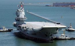 Thế khó của đội tàu sân bay Trung Quốc