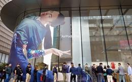 Apple sẽ đóng cửa tất cả các cửa hàng và văn phòng tại Trung Quốc cho đến ngày 9 tháng 2