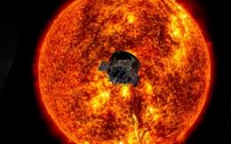Những kỷ lục mới của tàu Parker khi thăm dò Mặt Trời