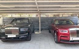 Bộ đôi Rolls-Royce gần trăm tỷ xuất hiện trong garage với chiếc Phantom VIII chính hãng độc nhất Việt Nam gây chú ý