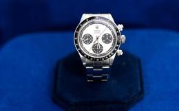 """Đem đồng hồ Rolex 8 triệu """"nguyên zin"""" từ năm 1974 đi đấu giá, chủ nhân ngã ngửa vì nó có thể đem về 16 tỷ"""