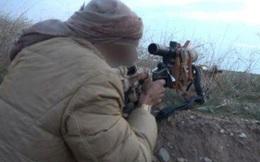 Do đâu mà khủng bố IS có siêu súng bắn tỉa của Nga?