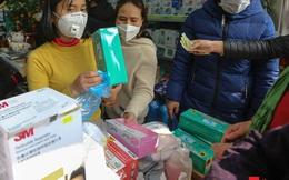 Trước cơn sốt khẩu trang: Một đơn vị tặng Sở Y tế Hà Nội 30.000 chiếc khẩu trang miễn phí
