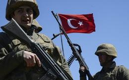 Thổ Nhĩ Kỳ triển khai lực lượng hùng hậu sát biên giới Syria