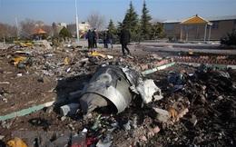 Iran nêu lý do không chia sẻ tin tình báo vụ rơi máy bay Ukraine