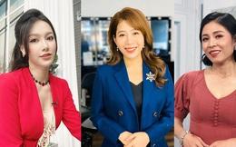 So kè phong cách sống của 3 nữ MC đình đám nhất nhì VTV: Người chăm chỉ tự tay tậu nhà đẹp, kẻ độc thân nhan sắc phập phù nay xinh mai xấu