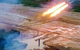 """""""Giải mã"""" sức mạnh """"đáng gờm"""" của hệ thống phun lửa hạng nặng Nga Solntsepek"""
