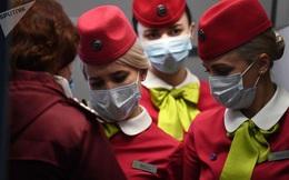 Nga đóng cửa đường hàng không với khách từ Trung Quốc