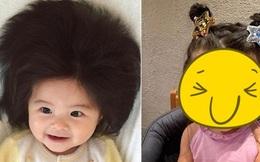 """Cô bé Chanco với mái tóc xù """"trứ danh"""" ngày nào nay đã lớn phổng phao và khiến nhiều người bất ngờ với hình ảnh hiện tại"""