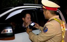 Thanh Hóa xử phạt nhiều trường hợp vi phạm nồng độ cồn nhất cả nước